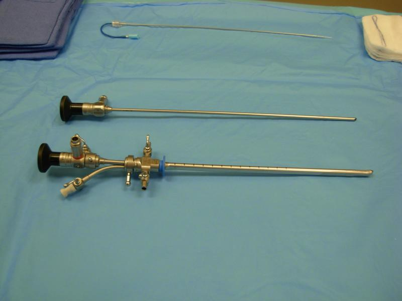 Rigid Cystoscope